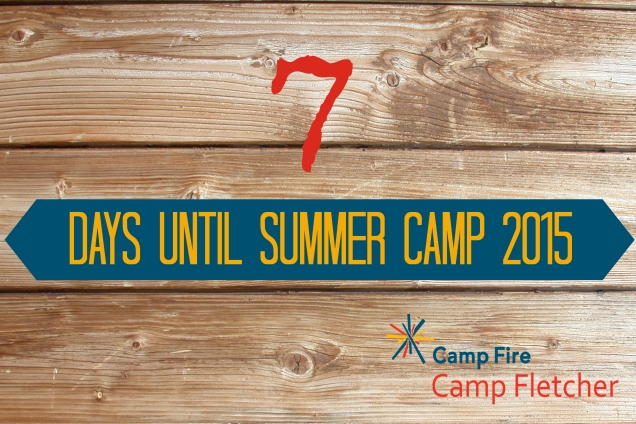 CAMP COUNTDOWN 5