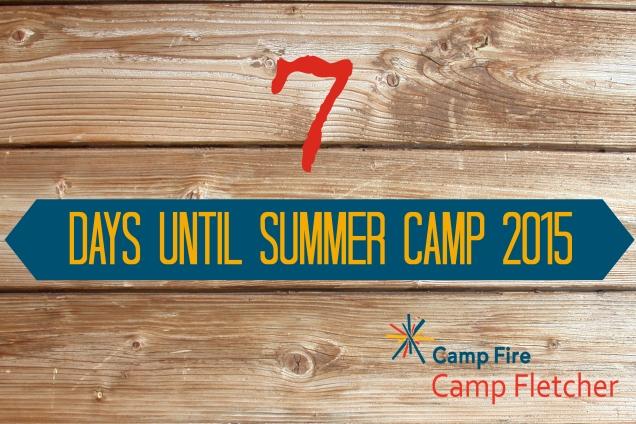 CAMP COUNTDOWN 5