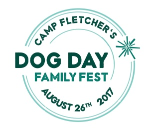 Dog Day simple logo